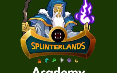 The Splinterlands Academy